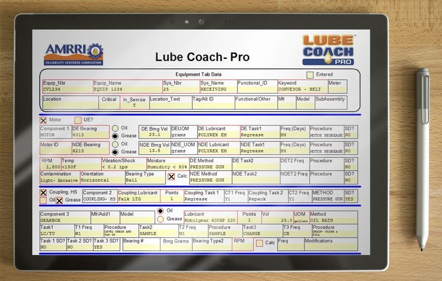 LubeCoach Pro Demo at IMC